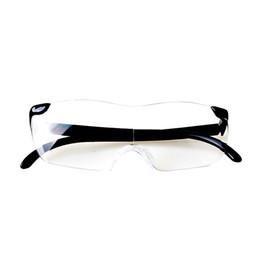 $enCountryForm.capitalKeyWord Australia - 250 Degree magnifier eyewear 1.6x Presbyopic glasses magnifier for embroidery large reading magnifier headband