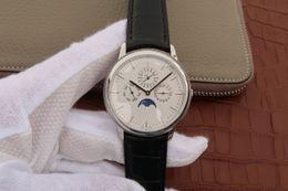 Luxury Watches Heritage Australia - N luxury men's watch heritage series 43175. luxury watch Cal.1120qp automatic mechanical movement, diameter: 41mm