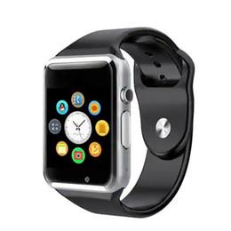 $enCountryForm.capitalKeyWord Australia - A1 Bluetooth Smart Watch With Facebook Whatsapp Twitter Sync Notifier support SIM TF Card - 6 color options