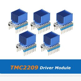 $enCountryForm.capitalKeyWord Australia - 5pcs Lot 3D Printer Parts V2.0 TMC2209 Stepper Motor Driver Module 256 Microsteps For SKR V1.3 32bit Board