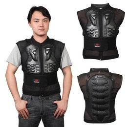 Discount off road armor - Motorcycle Riding Knight Protector Sleeveless Off-road Riding Armor Vest Jacket Back Guard