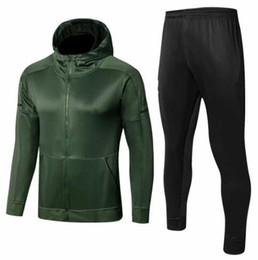 Chinese  Thai top quality training suit sport jacket 18 19 Season MODRIC ISCO BALE MARCELO tracksuit Windbreaker manufacturers