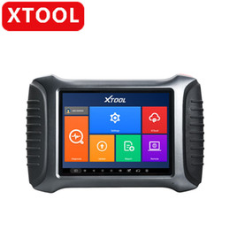 Odometer For Toyota Cars Australia - XTOOL A80 With Bluetooth WiFi Full System Car Diagnostic tool Car OBDII Car Repair Tool Vehicle Programming Odometer adjustment
