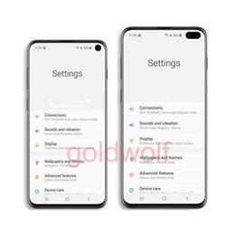 $enCountryForm.capitalKeyWord Australia - Cheap Goophone S10 plus S10+ 1GB 8GB Show 512GB Show 5G Android 3G Unlocked Smart Phone Factory Direct Fast shipping