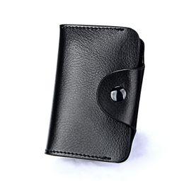 $enCountryForm.capitalKeyWord Australia - Men Women Bag Leather ID holder Clutch Bifold Coin Pockets womens wallets and purses ladies wallet
