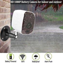 Cctv Wifi Ip Australia - CTVMAN 1080P Battery Video Camera Wireless Indoor Outdoor Waterproof Mini CCTV IP Camera Seguridad WIFI 2MP IR Night Vision
