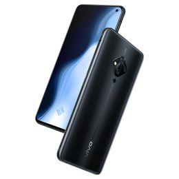 "Original Vivo S5 4G LTE Cell Phone 8GB RAM 128GB ROM Snapdragon 712 Octa Core 48.0MP Android 6.44"" AMOLED Full Screen Fingerprint ID Face 4100mAh Smart Mobile Phone"