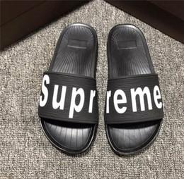 $enCountryForm.capitalKeyWord Australia - New Fashion Women and Men Casual sandals Leathe Beach shoes flip-flops sliipers unisex peep toe sandals L65366