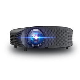 China YG-600 Portable Video Projector 2000 Lumens Projector Support 1080P HD for Video Movie Game Home Theater with HDMI VGA  USB SD AV Input suppliers