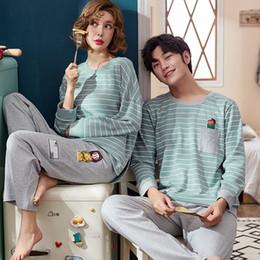 Christmas Pyjamas Women Australia - new men and women christmas pajamas  cotton pyjamas leisure home suits 42d96e65e
