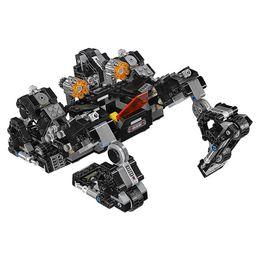 $enCountryForm.capitalKeyWord Australia - 10845 Super Heros Batman Night crawler Tunnel Attack Batman Crawler Vehicle Building Block Knightcrawler