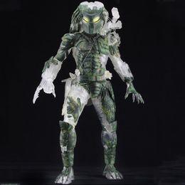 $enCountryForm.capitalKeyWord NZ - Aliens Vs Predator jungle hunter NECA Series 30th Anniversary Predator PVC Action Figures toys Anime figure Toys For Kids gifts