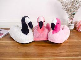 $enCountryForm.capitalKeyWord Australia - Flamingo Slippers Women Summer Beach Slides Ladies 2019 Winter Warm Casual Flats Sweet Flip Flops Sandals Lovely Women