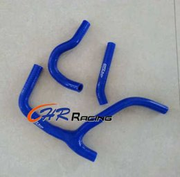 Discount silicone hoses - BLUE Silicone Radiator Hose for CRF250R CRF 250 R 2014 2015 Y-KIT