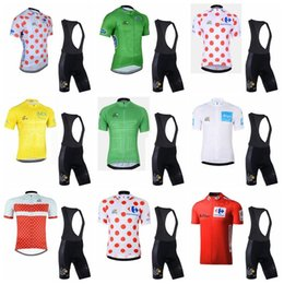 $enCountryForm.capitalKeyWord Australia - Tour de France team Cycling Short Sleeves jersey (bib) shorts sets multiple choices men Bike Clothing Mountain bike Sportwear 90429J