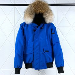 down parkas sale Australia - 2020 Latest Model Canada Men's Expedition Down Parkas Hoodie with Top Quality Down CoatParka Hot Sale Winter Down Jacket CG0101