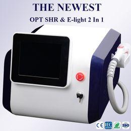 $enCountryForm.capitalKeyWord Australia - 2019 Elight skin rejuvenation acne removal machine IPL OPT SHR laser permanent fast hair removal beauty equipment custom language