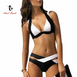 Bikinis Swimwear Bra Sizes Australia - Brazilian Bikini 2019 New Sexy Women Swimwear Swim Suit Plus Size Bikinis Set Maillot De Bain Push Up Bra Swimsuit Bj189 Y19052101