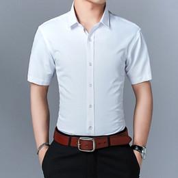 News Clothes Australia - news summer man A short-sleeved shirt Korean version To trim clothes teengers one colour Big size