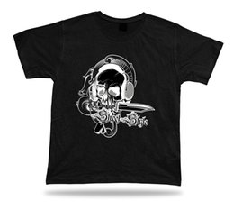 $enCountryForm.capitalKeyWord Australia - Street sigle Skeleton Monster Knife awesome modern tshirt design apparel tee 2018 New Brand Mens T Shirt Cotton Short Sleeve print