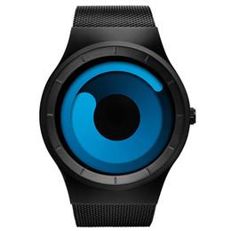 Luxury Quartz Sinobi Wrist Watch Australia - 2018 Sinobi Mens Watches Top Brand Luxury Sport Male Wrist Watches Fashion Quartz Stainless Steel Mesh Strap Relogio Masculino Y19052103