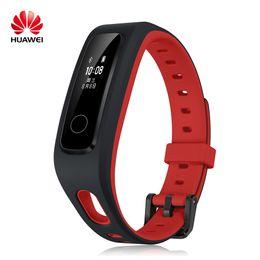Chinese  Original HUAWEI Honor Band 4 Running Smart Wristband Fitness Tracker Sports 50M Waterproof Bracelet Sleep Monitor Smart Watch manufacturers