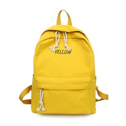$enCountryForm.capitalKeyWord UK - 2019 New Korean Harajuku ulzzang High School Student Schoolbag Female Campus Canvas Backpack for Girls Bolsas Mochilas Femininas #314452