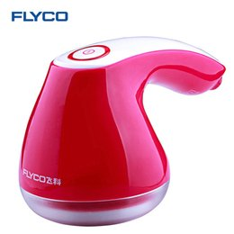 Woolen Knitted Clothes Australia - New Arrival Flyco Ball Machine Used For Woolen Clothes Knitted Sweater Scarf Sock Fast Speed Lint Remover 5006 Q190606