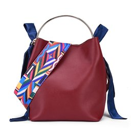 top cell phone sales Canada - 2019 new New totes handbags women With Silk Scarf women trapeze bags Leisure Top quality casual classic whole sale