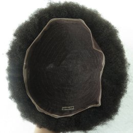Afro Hair Men Australia - The latest wholesale black African curly short wigs, tailored for men, high quality hair, thin and breathable, comfortable to wear,TKWIG.