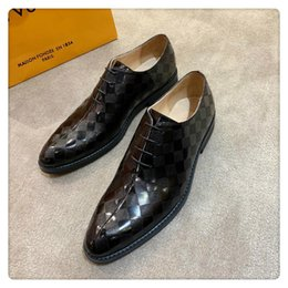 $enCountryForm.capitalKeyWord NZ - Men's fashion brand classic new business casual shoes top quality banquet wedding luxury shoes party fashion men's dress shoes