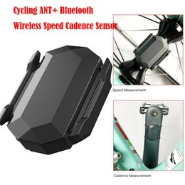 Bike Computers Gps Australia - Cycling ANT+ Bluetooth Wireless Speed Cadence Sensor For Garmin Bryton Bike GPS bike Computer Sensor Straps new #3d20 #489439