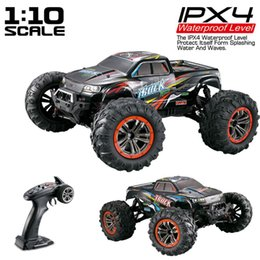 racing truck toy NZ - LeadingStar TOYS RC Car 9125 2.4G 1:10 1 10 Scale Racing Cars Car Supersonic Truck Off-Road Vehicle Buggy Electronic Toy Y200317