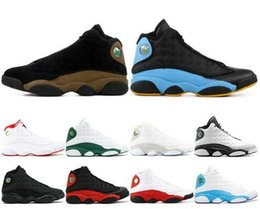 eb6e6c5c670a 13 13s AAA Quality Mens Basketball Shoes Bred Black Cat He Got Game Chris  Paul Away 2019 XIII Mens Athletics Sneakers 40-47. NZ 72.40 ...