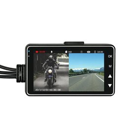 $enCountryForm.capitalKeyWord UK - New KY-MT18 Motorcycle Camera DVR Motor Dash Cam with Special Dual-track Front Rear Recorder Front Rear Motorbike Electronics car