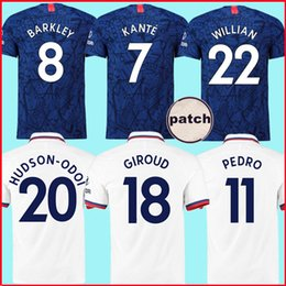 $enCountryForm.capitalKeyWord UK - NEW KANTE LAMPARD ODOI JORGINHO PULISIC soccer jersey 2019 2020 GIROUD Camiseta de football kits shirt 19 20 Men kids jerseys HUDSON-ODOI