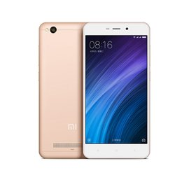 Gps Core Australia - Quad core 4G network Ram 2GB Rom 16GB unlocked original xiaomi redmi 4A smart phone inch 5 cell phone Android with WIFI GPS