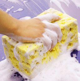 Cleaning Blocks Australia - High density Compressed nano sponge Magic Sponge Eraser Melamine Cleaner Car Auto Washing Cleaning Sponge Block Honeycomb