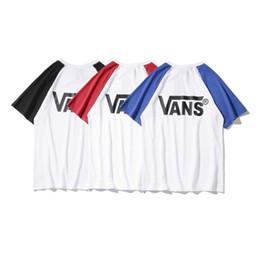 $enCountryForm.capitalKeyWord UK - 120 2019 New Fashion Men's Round Neck Slim Solid Color Long-sleeved T-shirt Striped Fold Raglan Sleeve Style T shirt Men Tops Tees