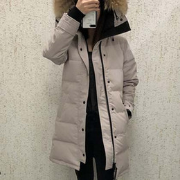 $enCountryForm.capitalKeyWord Australia - Fashion Winter Down Parka Shelbrune Designer Brand Hooded Parkas Women Clothes Warm for Ladies Outdoor Coats Plus Size