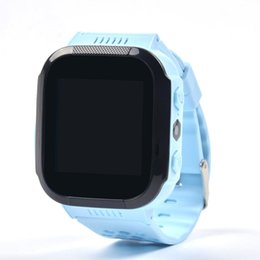 Discount girls smart watches - New Y21 Kids Smart Watch with Camera SOS Tracker Monitor Boys Girls Color Screen Baby Watch SIM Card Call for iOS Androi