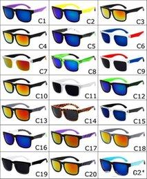 Sun Block Brands Australia - 2017 Brand Designer Spied Ken Block Helm Sunglasses Fashion Sports Sunglasses Oculos De Sol Sun Glasses Eyeswearr 21 Colors Unisex Glasses