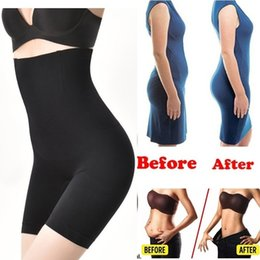 2cf2d6090b87a Body Sculpting Lose Weight Women Fat Burning High Waist Underwear Shaping  Underpants Seamless Tummy Control Body Shapers