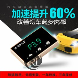 Pedal Controller Australia - pedal Car electronic throttle controller Auto fittings improve performance pedal case for After 2014 Year KIA Forte 1.6