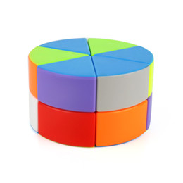 $enCountryForm.capitalKeyWord UK - Octagonal Cylindrical second order Speed Magic Cubes Puzzle Game Educational Toys for Children Kids Puzzle cube
