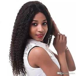 Black chinese women wigs online shopping - Human Hair Lacefront Wig Curly For Black Women Hd Transparent Lace Glueless Remy Virgin Brazilian Pre Plucked Full Lace Human Hair Wigs