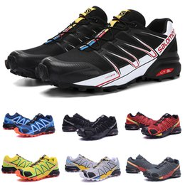 Mens grounding shoes online shopping - Salomon Cross Sense Ultra runner Soft Ground wings fashion Running Shoes sneaker man jogging Athletic Shoes Mens Sports Sneaker