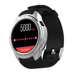 Smartwatch Camera Heart UK - Heart Rate Support Call GPS Round Dial Camera Bluetooth Exercise Sports Smartwatch Passometer Blood Pressure Sleep Tracker