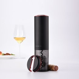 $enCountryForm.capitalKeyWord Australia - Xiaomi Mijia Circle Joy Rechargeable Smart Automatic Electric Wine Opener Corkscrew Wine Bottle Opener Kit Cordless With Foil Cutter