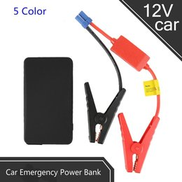 Wholesale 12V mAh Multi Function Car Battery Jump Starter Engine Emergency Battery Charger Power Bank Booster Battery